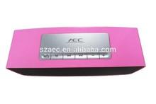 Hight Quality Travel Speaker Power Bank 4-in1,TF Card,FM Radio,Bluetooth