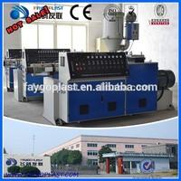 Plastic Single Screw Extruder hot melt extruder machine