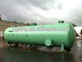 tanque de combustible para diesel de petróleo y gas subterráneos y de superficie