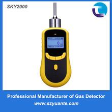Portable 0-10ppm HCN hydrogen cyanide gas leak detector