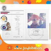 2015 high quality 2012 new catalogue design