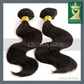 atacado remy virgem grau 7a cabelo da trança de fibra