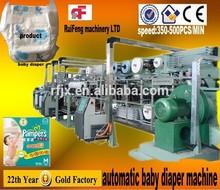 RF-NKA baby diaper production line