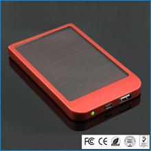 12000mAh innovative solar Mobile power for mobile phone
