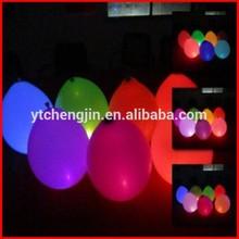 led light blinking party balloons/led balloon decor/inflatable light balloon led ball