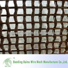 Partition Decorative Metal Drapery