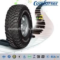 33*12.5R20 Comforser car tire semi radial tire wholesale