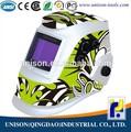 mejor calidad de oscurecimiento automático de soldadura casco de exámenes