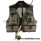 super light and breathable fly fishing vest