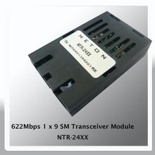 Optical modules 2km MM SC 155Mb/s 1310nm 1x9 Transceiver