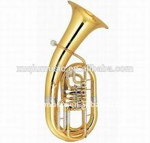 Brass Instrument 4 Rotary Euphonium