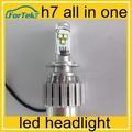 New vente 35w 3200 h4 h13 9004 9007 lumen cree led des phares de voiture kit, d1 d2s 9005 9006 kit phare de led, h8 h7 phares à del