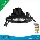 Warranty 3 Years High Lumen Adjustable Global LED Down Light, Encergy Saving Star High Lumen Downlight