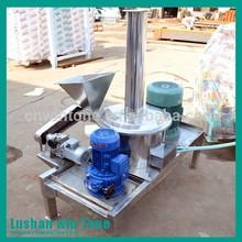 QGWFJ low temperature grain flour milling machine