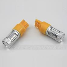 Car accessories t20 7443 led 11w 12pcs 5630 smd led fog light,turning light