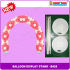 Hot sale inflatable stand light balloon for sale