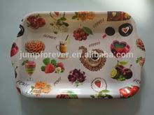 household fruit plastic tray/plates