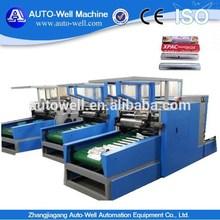 Automatic Aluminium Foil Roll Rewinding Machinery