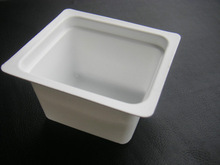 Supermarkt Disposable Plastic Food Packing /Tray(weight 7 gram)