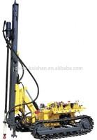 Quarry mining equipment KG920A diesel engine crawler hydraulic drilling rig