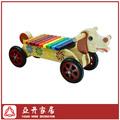 De bambu eco friendly animais crianças original carro Plasma