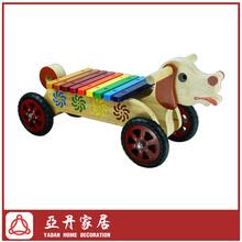 Bamboo eco-friendly animal children original Plasma Car