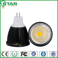 narrow Beam Angle led bulb 5w COB LED spotlight led GU5.3 12V Mr16 led bulb