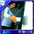 khz 125 de impresión rfid tarjeta del hotel clave rfid tarjeta de tarjeta de visita