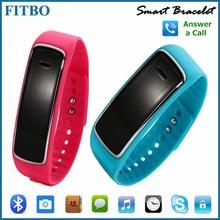 New waterproof Sync Vibrating SMS smart watch bluetooth phone