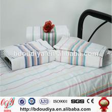 Hot Sale 100% Cotton Bedding Set Cotton King/Queen/Double Bed Sheet