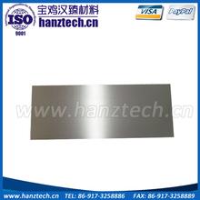 astm b386 high temperature molybdenum sheet