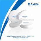 Make beautiful false teeth( vaner, inlay, coping, full contoimplant)/with AIDITE zirconia blocks