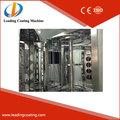 Nueva verticales o horizontal estructura, Cvd de pvd de placas equipo, Cristal ceramice de las máquinas de revestimiento