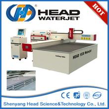 """CNC cutter standard 4'*8'cutting table water jet cut 1""""steel cutting machine"""
