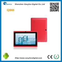 Special Crazy Selling 7 inch android tablet pc mp5