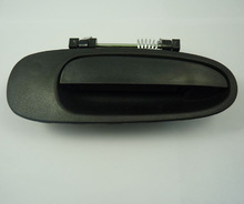 OE 69230-12140/60, 6923012140/60, 69230 12140 Outside Door Handle Rear Right RR Black Fit For TOYOTA COROLLA 93-97