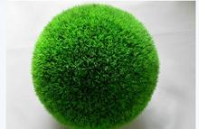 Artificial Topiary Boxwood Ball Foliage Milan Grass