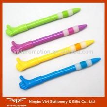 Plastic Novelty Pen in Fist Shape (VDP519)