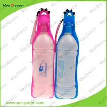 Portable Pet Dog Drinking Bottle/ Dog Feeding Bottle/ Dog water bottle