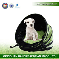 QQ outdoor dog play tunnel / pet toy cat tunnel