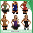 Hot sexy fat women corset Bustier