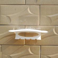 Diseño personalizado de plástico de los animales cepillo de dientes titular