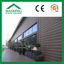 WPC exterior wall siding decorative paneling