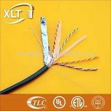 High-end CMX FTP cat 6A LAN able