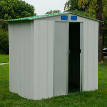 UV protection garden shed