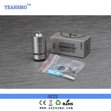 2015 russian OZ22 Atomizer rda DIY mod Russian RDA Atomizer e-cigs Kayfun Lite, freakshow rda, OZ22 Atomizer adjustable airflow