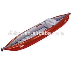 2 person fishing hypalon inflatable kayak