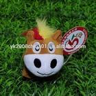Custom cute plush horse toy