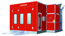 CE original LAUNCH CCH-101 car spray-bake-paint-booth room