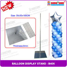 Fashionable balloon topiary for decoration